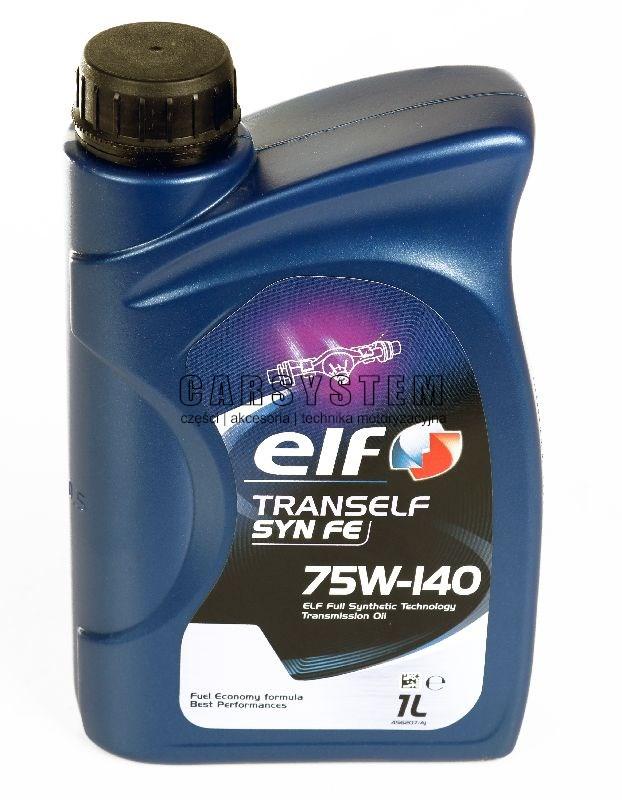 OLEJ 75/140 ELF